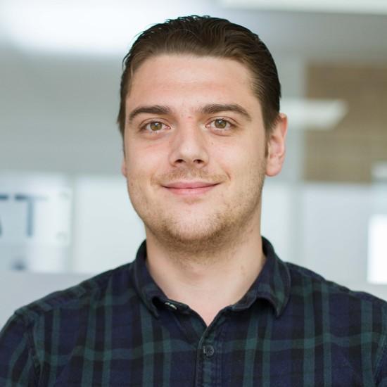 Dan - Resourcing Business Partner